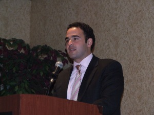 Dr. Kevin Sabet, White House Office of National Drug Control Policy