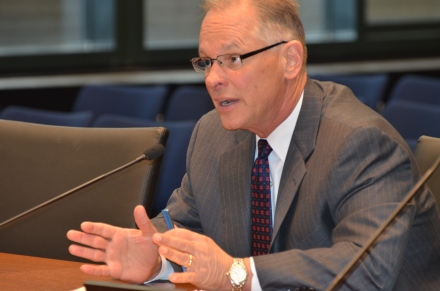 TASC Executive Vice President Peter Palanca testifies before House Task Force on Heroin Crisis (photo: David Ormsby)