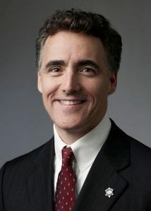 Cook County Sheriff Tom Dart, TASC's 2015 Justice Leadership Award Honoree