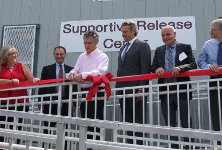 SRC Ribbon Cutting